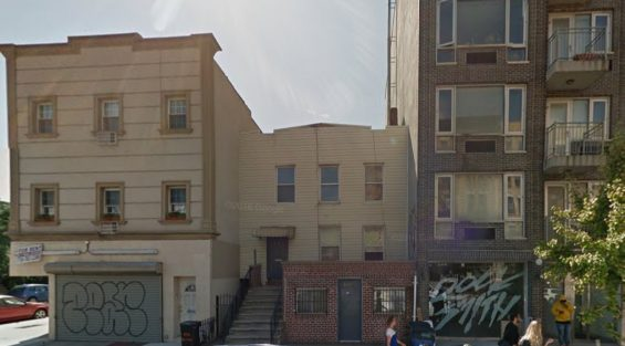 6 story residential building proposed on metropolitan ave to replace 2 story greenpoint post for Metropolitan exteriors inc reviews