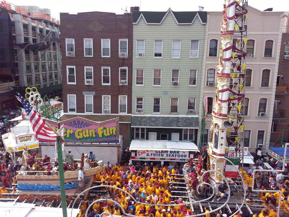 Williamsburg's OLMC Giglio Italian Feast Kicks Off This Week